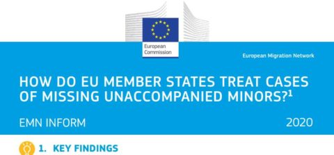 How do Member States Treat Cases of Missing Unaccompanied Minors (Inform)