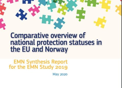 Comparative Overview of National Protection Statuses in the EU and Norway