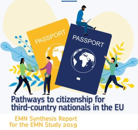 Pathways to citizenship for third-country nationals in the EU (syntéza)