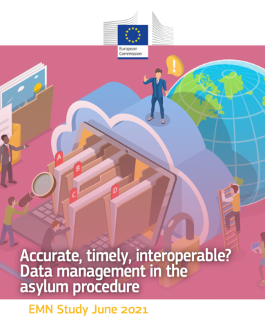 Accurate, timely, interoperable? Data management in the asylum procedure (syntéza)
