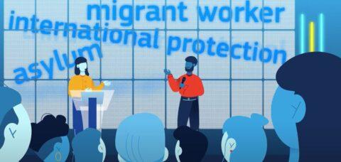 Co je Azylový a migrační slovník EMN?