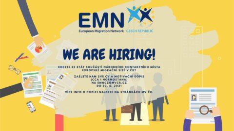 Hledáme nové kolegyně/kolegy na pozici analytička/analytik národního kontaktního místa