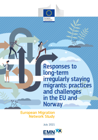 Responses to long-term irregularly staying migrants: practices and challenges in the EU and Norway