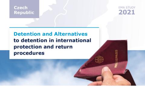 Detention and alternatives to detention in international protection and return procedures (info balíček)
