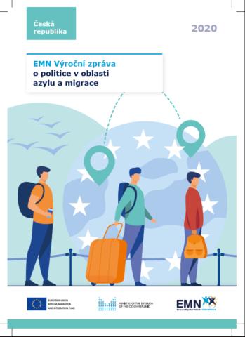 EMN Výroční zpráva o politice v oblasti azylu a migrace 2020 (Česká republika)
